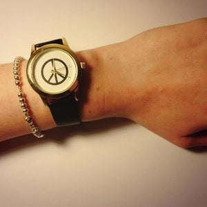Image of Peace Face Watch