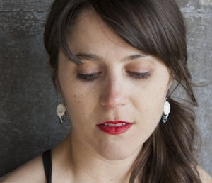 Image of lilla earrings