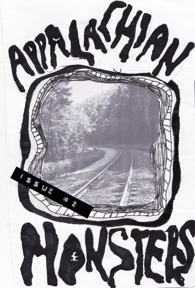 Image of Appalachian Monsters Zine Issue #2