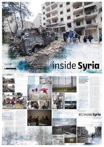 Image of INSIDE SYRIA (POSTER)