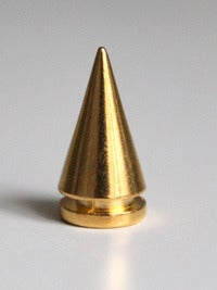 Image of 10 Killernieten Gold 10x20 mm