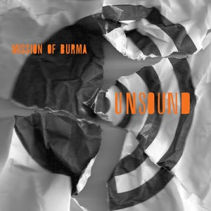 "Image of ""Unsound"" CD"