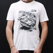 Image of Adi Gilbert Issue 11 Cover T-Shirt