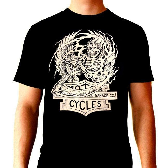 "Image of NEW! ""Street Reaper"" T-shirt"