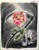 Image of The Rose 8x10
