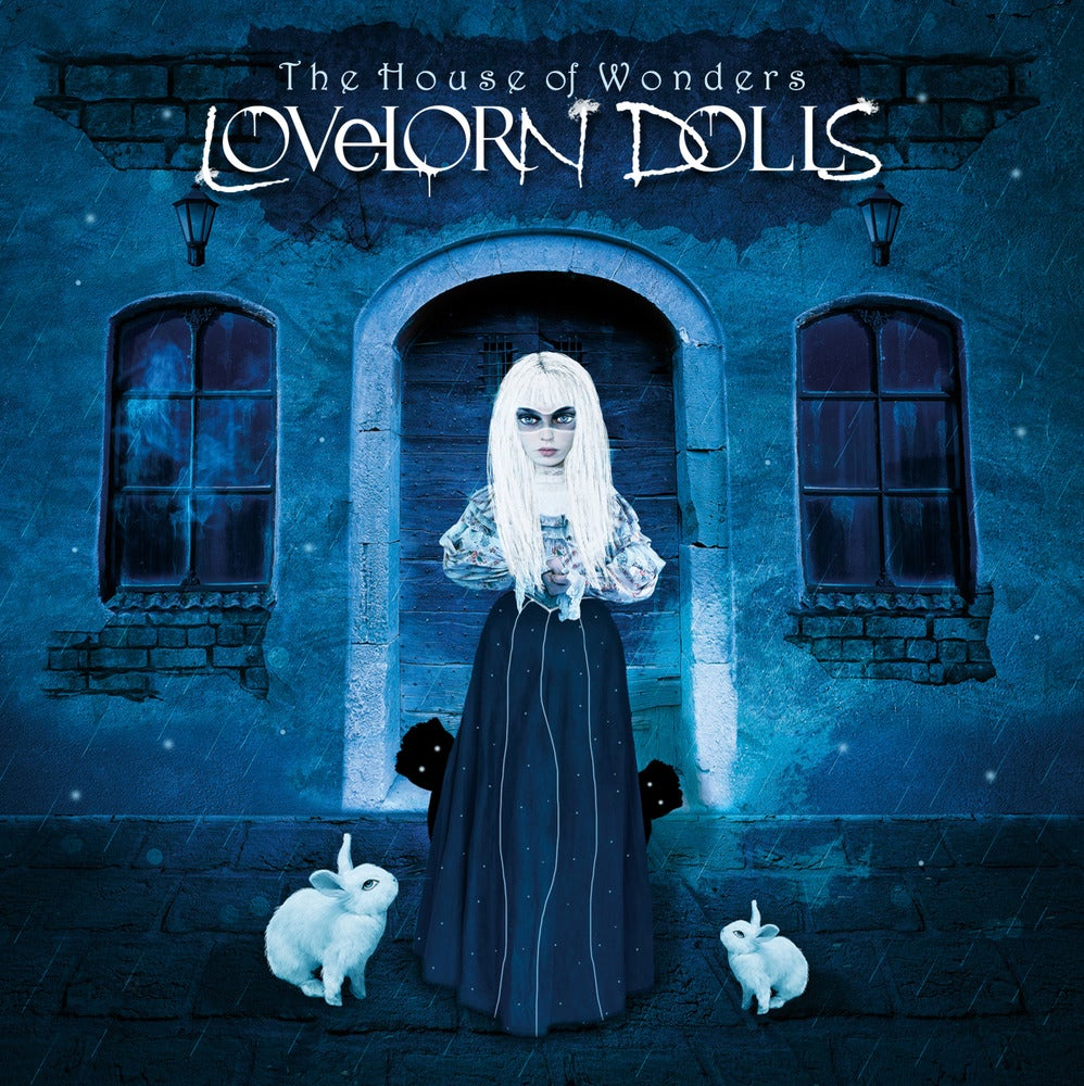 "Image of LOVELORN DOLLS ""The House Of Wonders"" 2 CDs + SIGNED"
