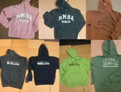 Image of MMBA Closeout Hoodies - Regular Price $30