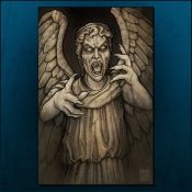 Image of Weeping Angel Print