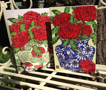 Image of Wonderful Waratahs card pack