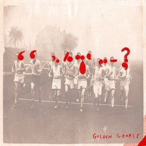 Image of  GOLDEN GRRRLS <br /> cassette version of  s/t debut LP on NIGHTSCHOOL / SLUMBERLAND