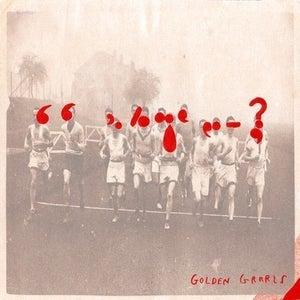 Image of  GOLDEN GRRRLS <br /> cassette version of  s/t debut LP on NIGHTSCHOOL / SLUMBERLAND
