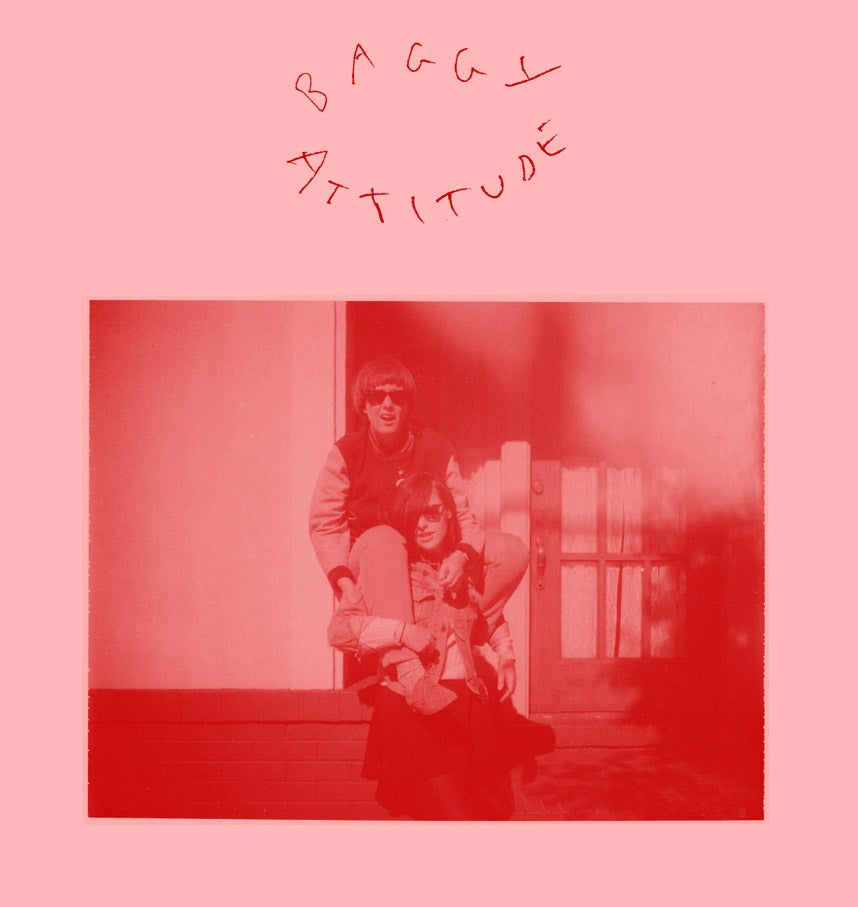 """Image of  BAGGY ATTITUDE  <br />  7"""" FLEXIDISC  of CHRIS KNOX (TOY LOVE / TALL DWARVES) covers"""