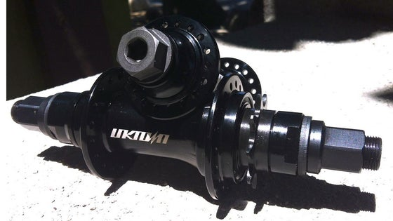 Image of  9t Driver Hubset!! Unknown Bike Co.
