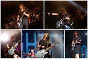 Image of Dave Grohl - Foo Fighters Print Pack (5 - 8x10)