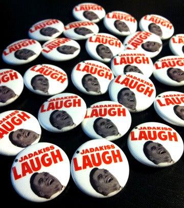 """Image of Jadakiss Laugh 1"""" Pin"""