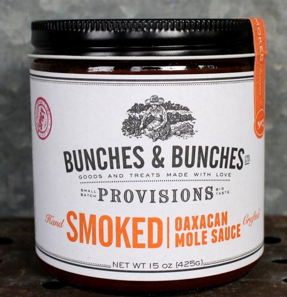 Image of Smoked: Oaxacan Mole Sauce