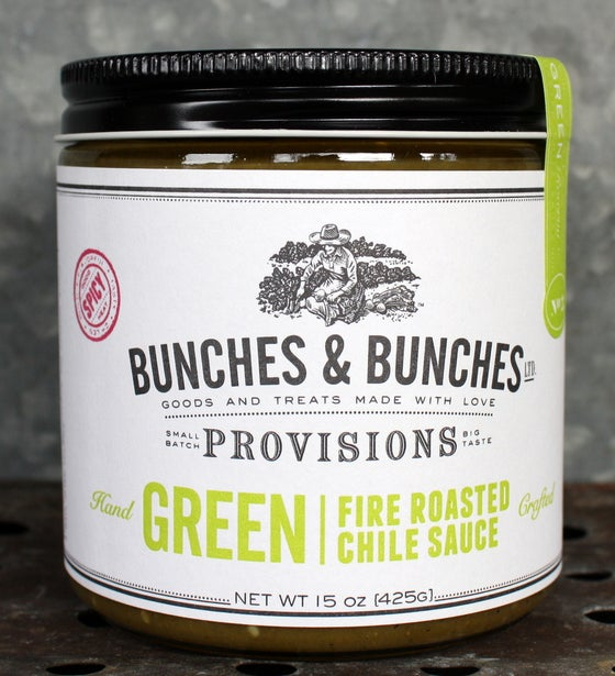 Image of Green: Fire-Roasted Chile Sauce