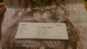 Image of The Box (supporting Already Gone) Tickets - 19/4/2013
