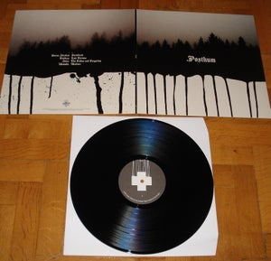 Image of .Posthum vinyl SOLD OUT