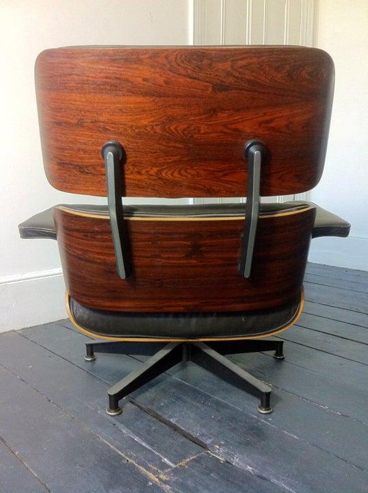 Image of Eames Lounge Chair & Ottoman