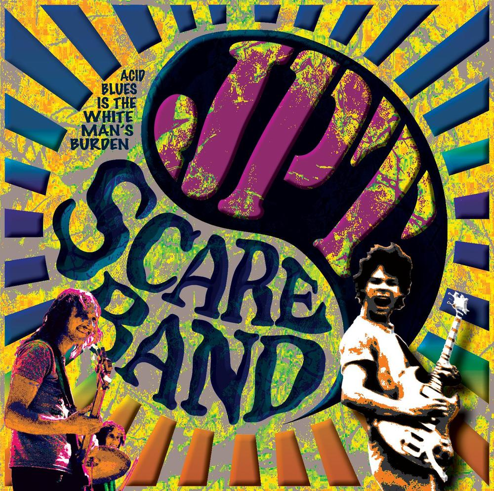 Image of JPT Scare Band - Acid Blues is the White Man's Burden CD