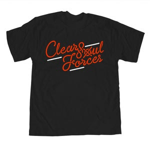 "Image of Clear Soul Forces ""Logo"" Tee"