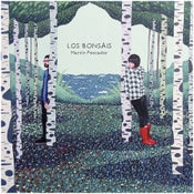 Image of Martín Pescador - Los Bonsáis mini-lp 10""
