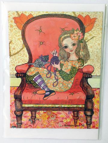 Image of Postcard Magnet Packs