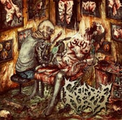 Image of CORPSEFLESH 'Tattooed by a Blowtorch'