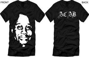 "Image of Chris Dorner ""ACAB"" shirt"