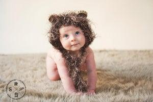 Image of Lion Bonnet