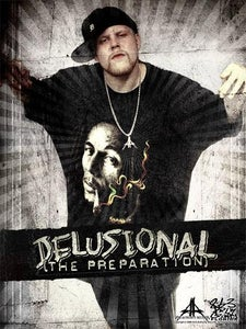 "Image of Delusional 18"" x 24"" ""The Preparation"" Poster"