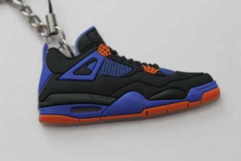 Image of Air Jordan Retro 4 Key Chain
