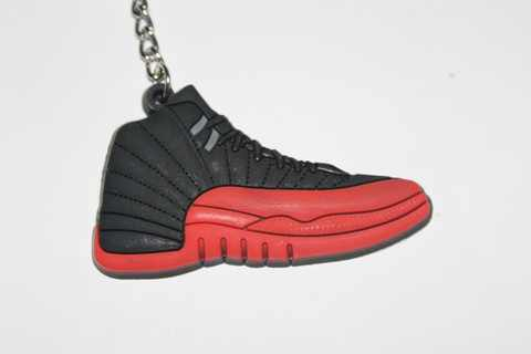 Image of Air Jordan Retro 12 Key Chain