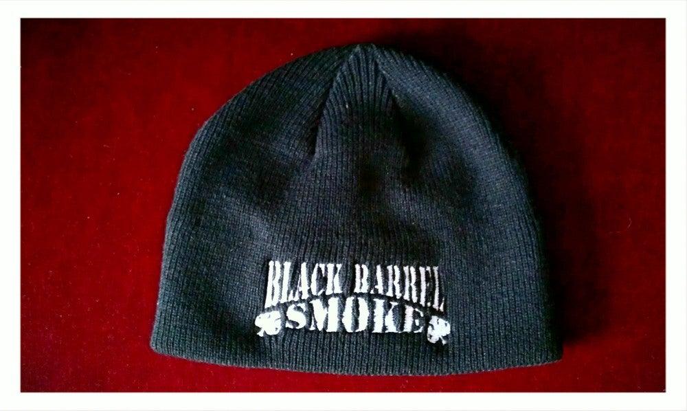 Image of Black Barrel Smoke Mössa