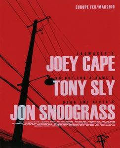 Image of Joey Cape / Tony Sly / Jon Snodgrass Europe 2010