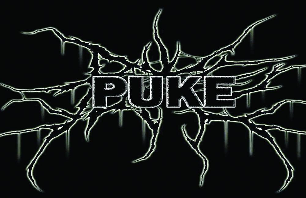 Image of Puke Sticker