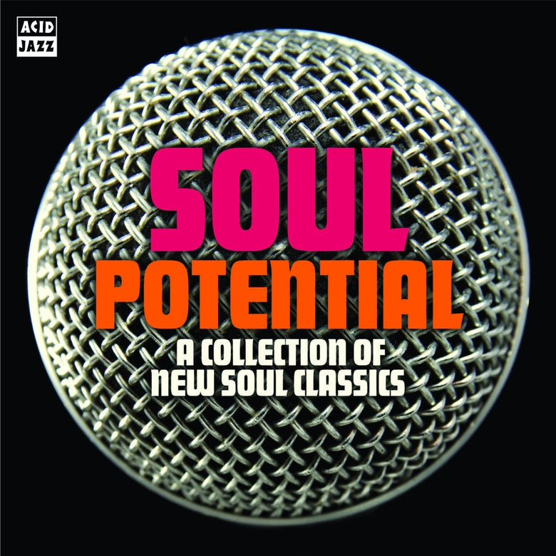 Image of Soul Potential - Various Artists CD