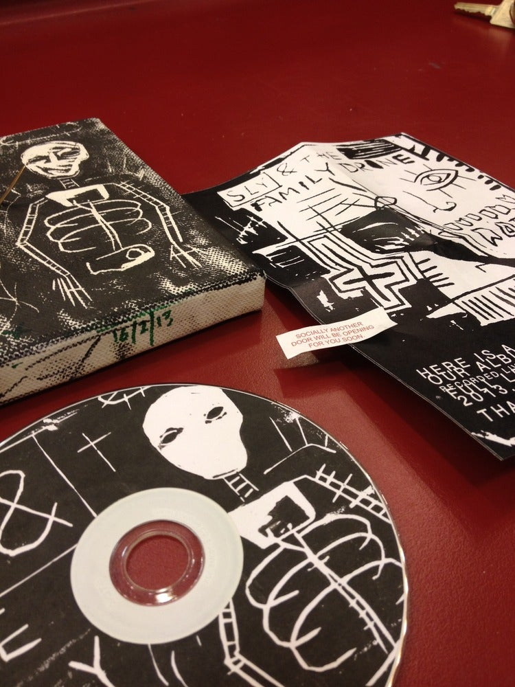 Image of 2013 Album Sampler