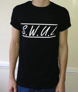 Image of Black tee