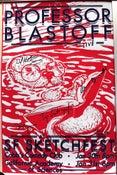 Image of Professor Blastoff Live in San Francisco Poster