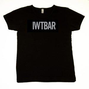 Image of IWTBAR Black Tee