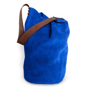 Image of Rosie Bucket Tote | cobalt