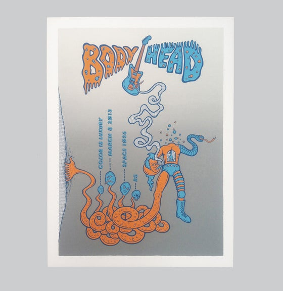 Image of Body / Head Poster