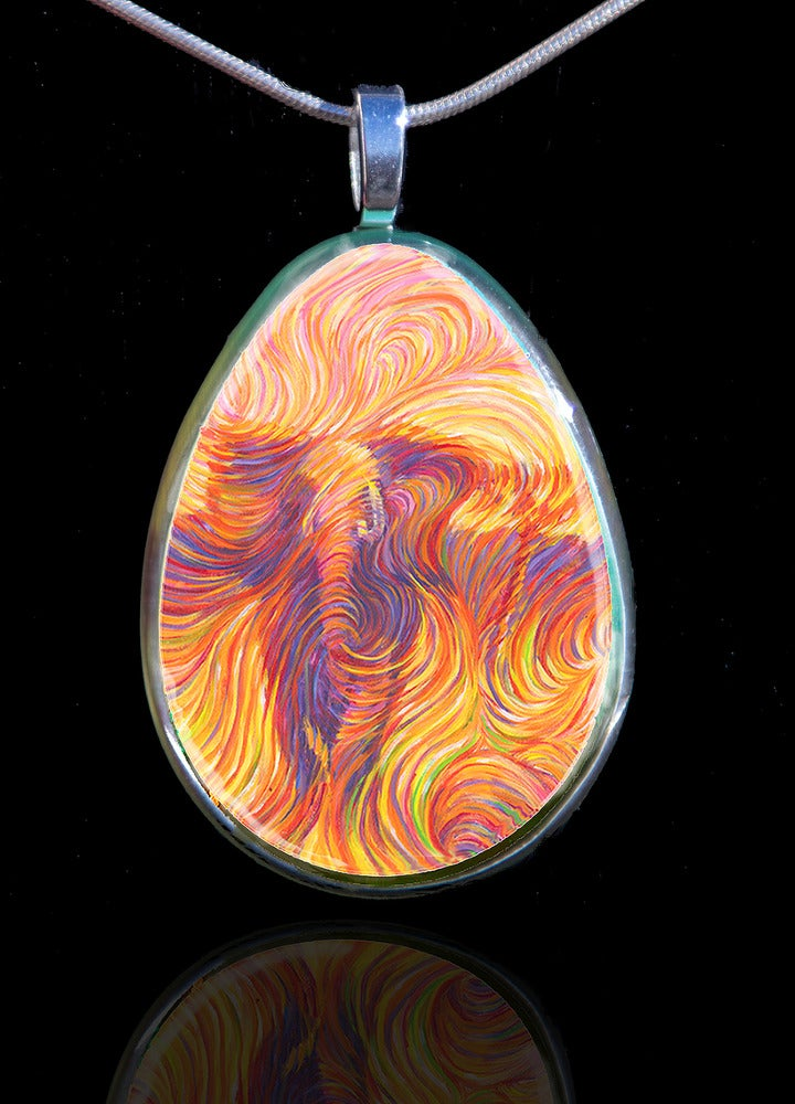 Image of Metaphysical Elephant Pendant - Remover of obstacles