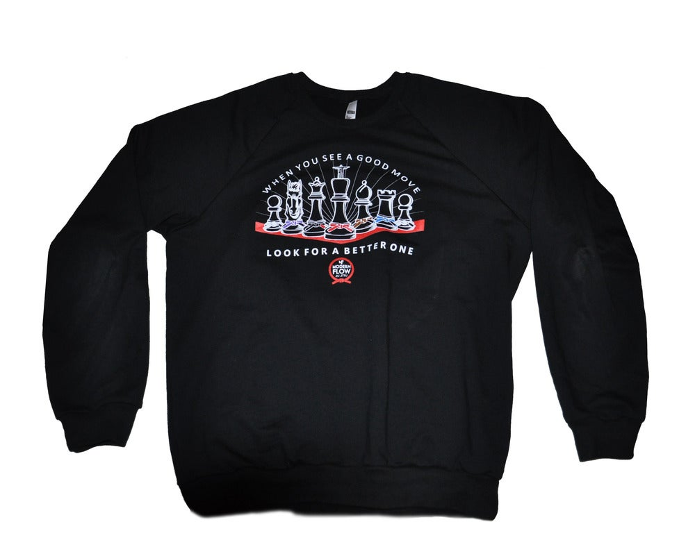 Image of MF Chess Crew Neck Sweatshirt