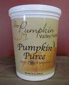 Image of Frozen Pumpkin Puree - 30 oz containers