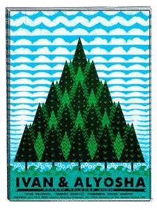 Image of Ivan & Alyosha. Showbox at the market!