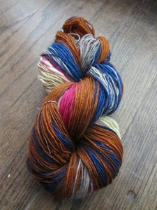Image of Handspun Yarn: Camping