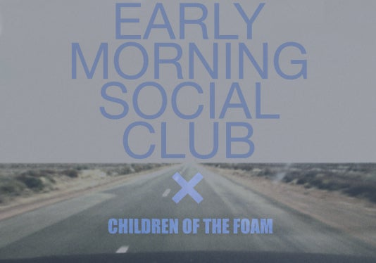 Image of 'Early Morning Social Club' DVD